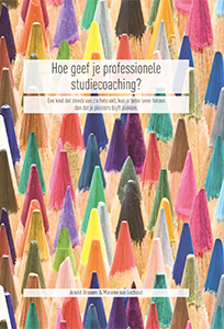Boekcover: professionele studiecoaching