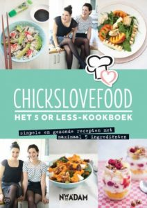 Chickslovefood het 5 or less-kookboek