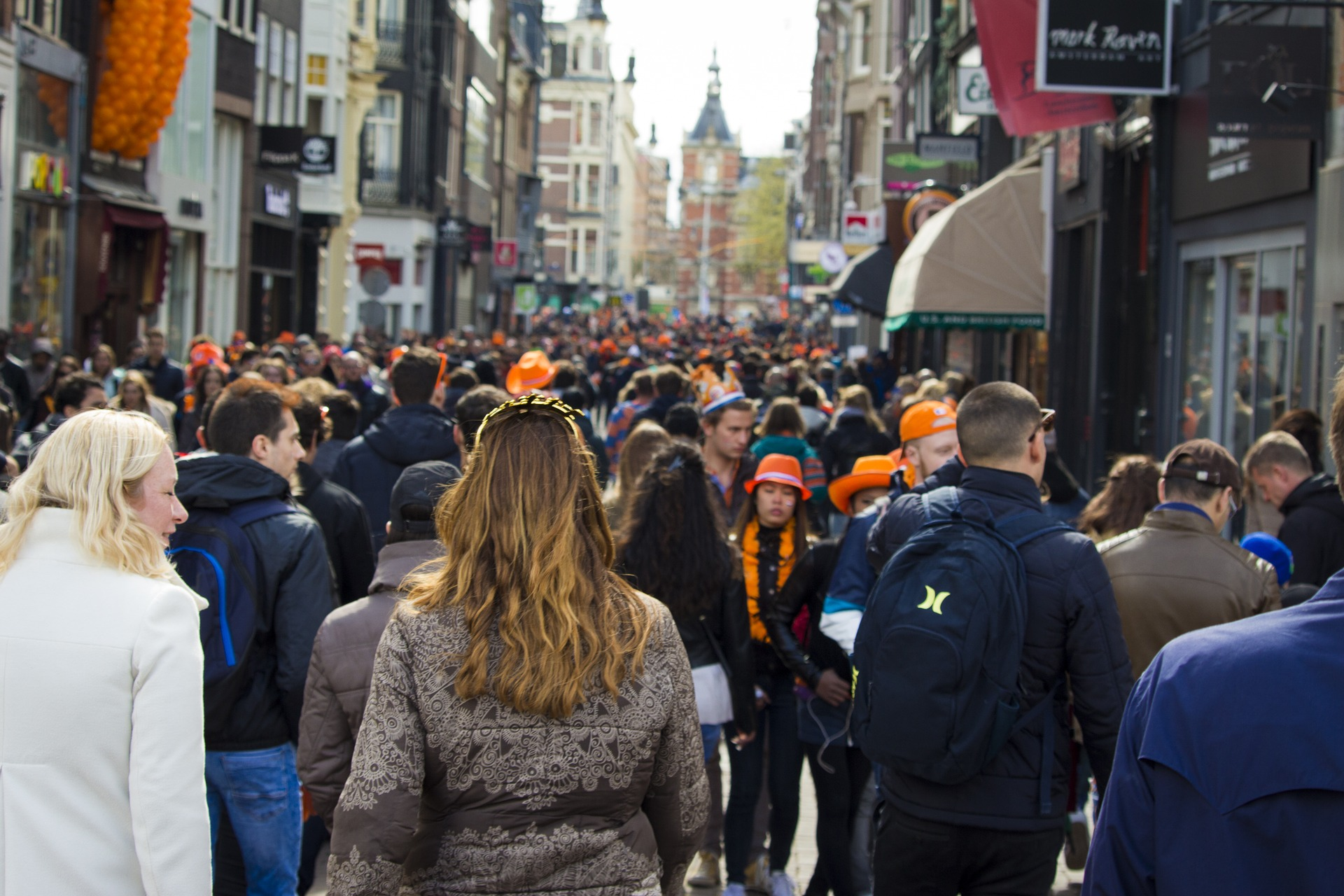 Koningsdag marketingactiviteiten