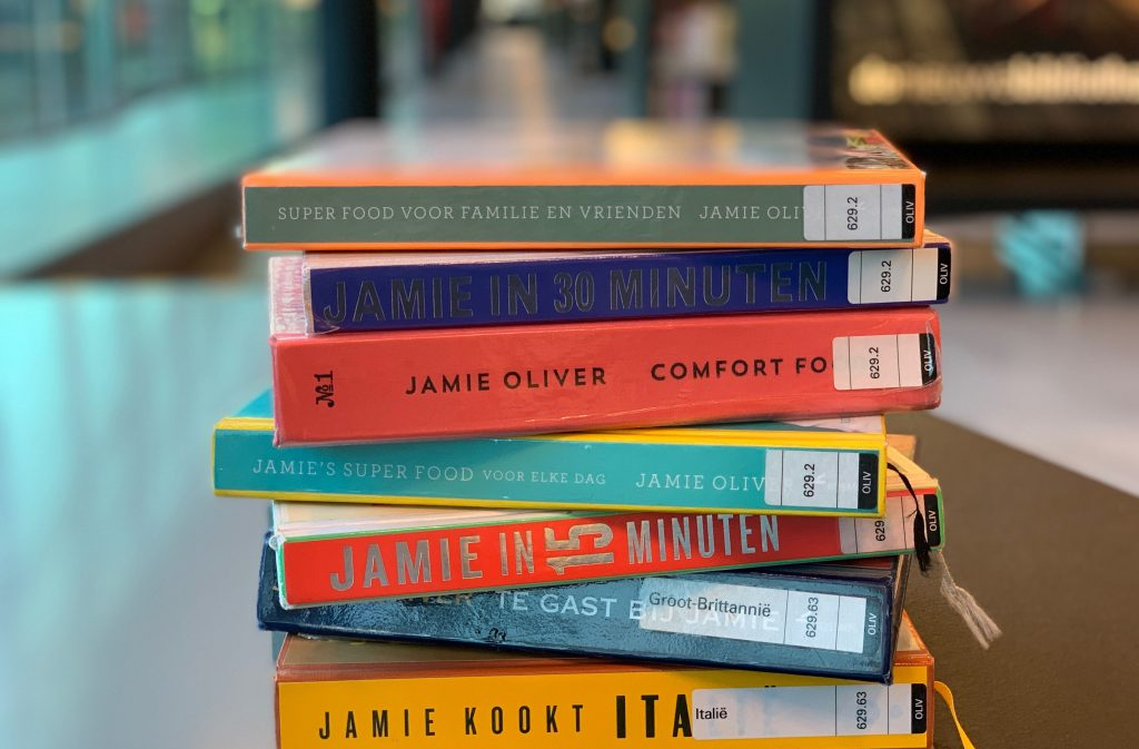 jamie oliver #writersmonday
